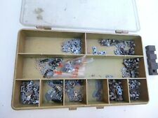 Box of mixed Chainsaw Chain joiners , Stihl and Oregon