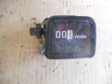 1997 HONDA XR600L TRIPOMETER   #1055
