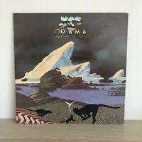 "Yes - Drama 12"" Vinyl LP Album Gatefold 1980 Prog Rock Atlantic Machine Messiah"