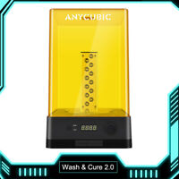 ANYCUBIC Wash and Cure 2.0 F LCD Resin 3D Printer UV-Light Curing LED Indicator