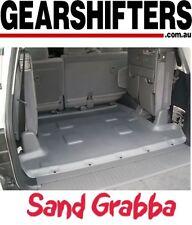 SANDGRABBA MATS 4WD 4X4 4X2 MOULDED CARGO MAT TO SUIT NISSAN PATROL GU 2004-2013