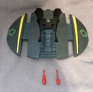 Vintage Mattel 1978 Battlesrar Galactica Cylon Raider Mint (2) Missiles