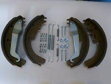 Bremsbacken mit Montagesatz für Opel Manta/Ascona A/B