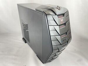 Acer Predator G3-710 Desktop PC CASE + With PSU + DVD Drive + Card Reader.