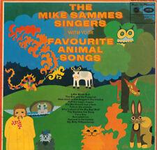 Mike Sammes Singers - Favourite Animal Songs, (Vinyl), LP