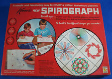 Spirograph Kenner No 401 Red Box Vintage 1967 Complete