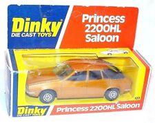 Dinky Toys 1:36 PRINCESS 2200 HL SALOON Hatchback Model Car #123 MIB`76 RARE! #1