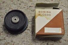 ALCEDO 2 C/S SPOOL  REEL PART NEW OLD STOCK IN BOX