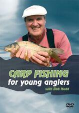 Bob Nudd - Carp Fishing for Young Anglers (New DVD) Angling