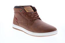 Levis Гошен воском Ul Nb 518824-09H1 мужские коричневые повседневные кроссовки, обувь