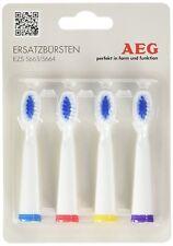 AEG EZB 5663/5664 4erPack Ersatzzahnbürsten KEIN NACHBAU  Aufsteckbürste