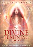 The Divine Feminine Oracle 'A 53-Card Deck & Guidebook For Embodying Love Watter