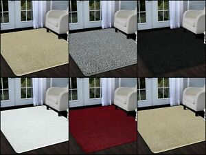 Extra Large Non-Slip Anti-Fade Floor Area Rugs Bedroom Dining Room Carpets Mats