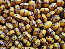 15 Perles Ancien Murano Troc Afrique Antique African Venetian Glass Trade Beads