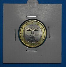 1 EURO  2005 ITALIA FDC  RARISSIMA SIGILLAT OBLO LUSTRO DI CONIO  COMPRA SUBITO