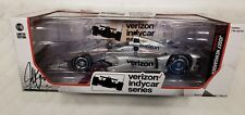 GREENLIGHT 2018 #1 Josef Newgarden Verizon Indy Car series 1:18 car AUTOGRAPHED!