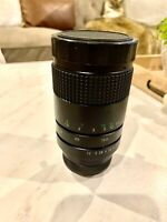 Computar 1:1.2 / 12.5 - 75 TV Zoom Lens (Excellent Condition)
