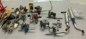 RC AIRPLANE GAS engines LARGE LOT