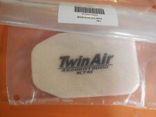KTM 50 TWIN AIR FILTER NEW SX MINI SENIOR JUNIOR 2009 - 2014 45206015000