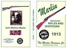 Marlin 1913 Fire Arms Company