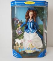 Barbie Collector Edition The Nursery Rhyme Collection Barbie Had A Little Lamb