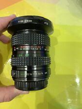 Samyang 18-28mm F4-4.5 Lens PENTAX PK Mount SHIPPED FROM UK
