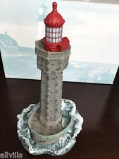 La Jument France Lighthouse #192 Harbour Lights Rare to find Issued: 1997