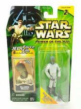 2000 Star Wars Power of the Jedi Ellorrs Madak Action Figure Fans Choice No.1