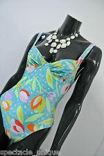 Rasurel * vintage-traje de baño * surgiráentre Design dilapidado * * hortera * 38 B