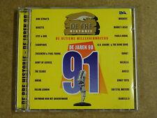 CD / DE PRE HISTORIE - DE JAREN 90 - 1991