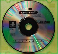 Bust A Move 2 Arcade Edition - PLAYSTATION 1 - Pal Europe - Uniquement CD