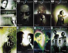X-FILES Season 11 Comic (8) Issue SET #1 2 3 4 5 6 7 8 IDW 1st print lot
