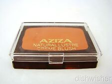AZIZA Prince Matchabelli Honey Amber w Amber Lustre Creme Blush .18 oz NEW NWOB