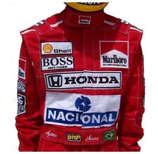 Ayrton Senna 1991 Replica racing suit / Mc Laren F1 customize