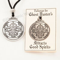Solomon Seal of Angels Necklace Protection Pendant GOOD SPIRITS TALISMAN amulet