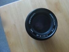 Prakticar Pentacon PB MC Manual Focus Zoom 70-210 mm 1:4-5.6 Lens, vgc