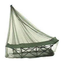 TREKKER COMPACT OLIVE SINGLE TRAVEL MOSQUITO NET for insect midge midges