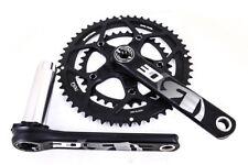 Rotor 3D30 Alloy Road / Tri Bike Crankset 52/36T 172.5mm 110BCD 10/11s NEW