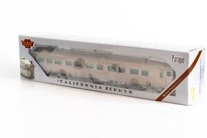 Broadway Limited California Zephyr 6-5 Sleeper Silver Dove CB&Q #450 BLI 511