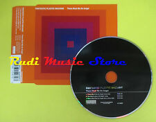 CD Singolo FANTASTIC PLASTIC MACHINE There must be an angel no lp mc dvd (S12)