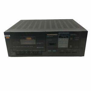 Marantz SD-153 Single Cassette Deck 198os  Vintage  Hifi  VGC  Stereo  Separate