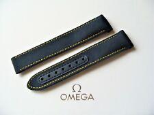 Original Omega 20mm Blue Cordura Deployment Strap Ref - CWZ002987, Brand New