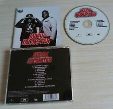 CD ALBUM MARIN MONSTER 13 TITRES 2014 RAP FRANCAIS