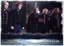 Volturi #47 Twilight Breaking Dawn Part 2 Neca 2012 Trade Card (C1650)