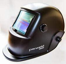 PARWELD XR935H Auto Darkening Welding and Grinding Helmet, TIG, MIG, MMA