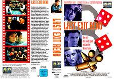 """VHS - """" Last Exit RENO ( Sydney ) """" (1996) - John C. Reilly - Gwyneth Paltrow"""