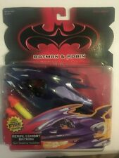 NIB Batman & Robin AERIAL COMBAT BATMAN Action Figure