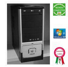 COMPUTER DESKTOP NGT CPU INTEL PENTIUM DUAL CORE  WINDOWS XP PRO