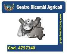 4757340 POMPA ACQUA TRATTORE FIAT ORIGINALE OMP 80C 100C 120C 1300DT