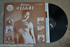 REGGAE The Now Sound Radio Station promo shrink Marley Cliff KPRI RECORD LP VG+